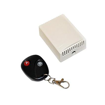 Aleko Lm137 Universal Gate Garage Door Opener Remote Control With