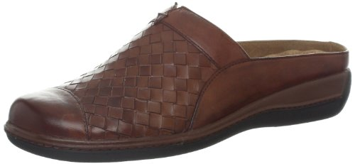 San Women's SoftWalk Marcos Mule Rust Woven q0x0ZH1wU