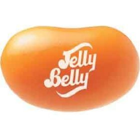 Jelly Belly - Orange Sherbet 10LB Case
