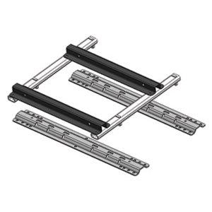 - PullRite Pulliam Enterprises, 4409 Industry Standard Base Rail Adapter