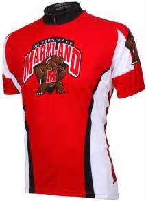 University of Maryland Bicycle Jersey