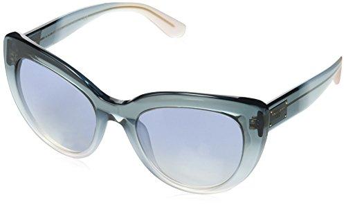 Dolce & Gabbana Women's Acetate Woman Cateye Sunglasses, Blue Gradient/Azure/Powder, 53 - Frames Gabanna And Dolce