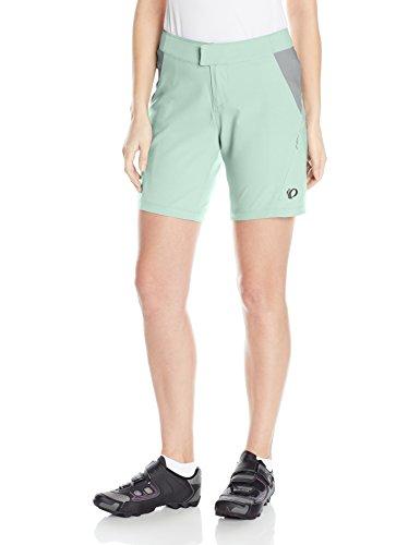 PEARL IZUMI Women's Canyon Shorts, Mist Green, Medium