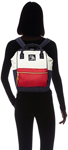 [Anero] [Official] Poly Canvas Cap Mini Backpack AT-B0197B Tricolor