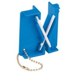 ANLCKEY) Mini Crock Stick Sharpener (Mini Crock Stick Knife Sharpener)