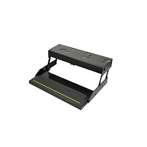 Kwikee 3747457 Classic Power 28 Series Step (Frame Only)