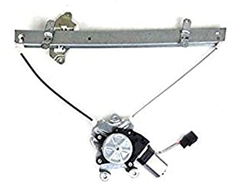 Power Window Regulator with motor FOR Mitsubishi AIRTREK/OUTLANDER 2001-2008 (REAR RIGHT) FEILIDA