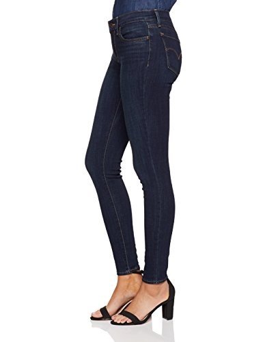 Levi's Skinny Evolution Pantalones Jean 710 Mujer Vaqueros Super Para qEnCryqt