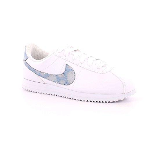 9474c0d65bd ... greece zapatillas nike cortez basic sl gs blanco azul blanco talla  0e316 69b7f