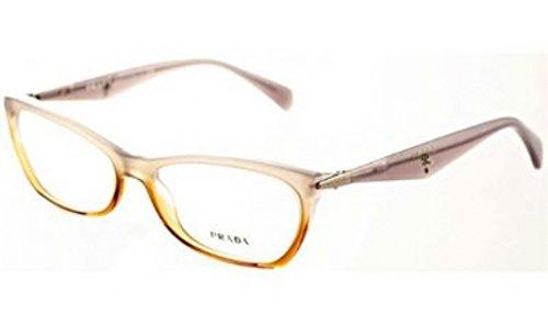 Prada PR15PV Eyeglasses-MAX/1O1 Bordaux Gradient Red-53mm by Prada