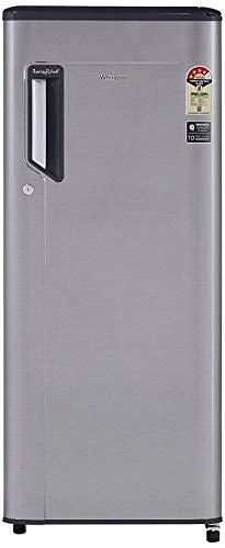 Whirlpool 215 L 4 Star   2019   Inverter Direct Cool Single Door Refrigerator  230 IMFR PRM 4S INV German STEEL, Grey