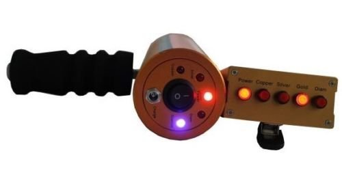 Profesional detector de oro larga gama oro diamond 3d metal detector Finder: Amazon.es: Electrónica