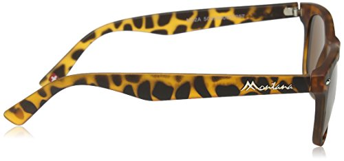Multicoloured Soleil Turtle Multicolore Montana Lenses Lunettes Brown Mixte de F7nqHTxw