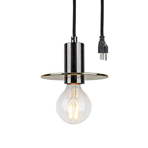 Disc Pendant Light in US - 6