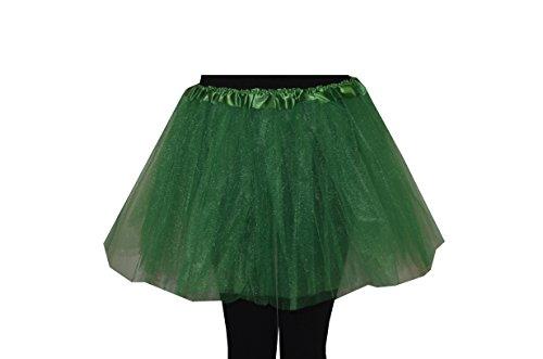 Soleil2012 - Falda - para mujer Verde