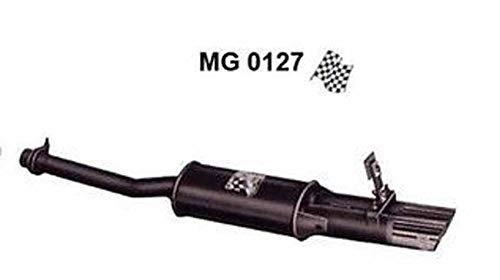 Ansa MG0127 - Exhaust for MGB 1800 - Ansa Muffler