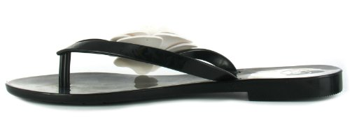mel Dreamed by melissa Women's Mel Honey III Flip Flop