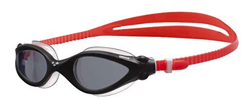 Arena iMax Pro Goggles, Black/Smoke/Red