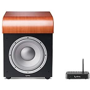 """Infinity Classia PSW310CH 10"""" Powered Subwoofer with Dual 10"""" Passive Radiators (Single, Cherry) (Discontinued by Manufacturer)"""