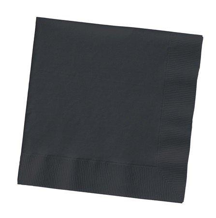 Black Velvet Lunch Napkins - 150 ct