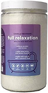 product image for Camille Beckman Mind & Body Bath Soak, Full Relaxation, 36 Oz