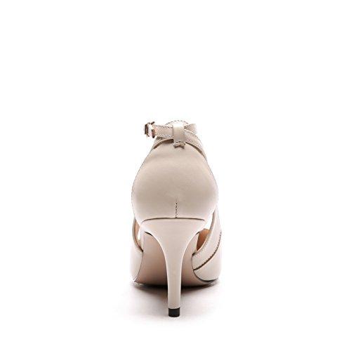 Abricot Sandales Sandales Compensées Compensées BalaMasa BalaMasa Femme W0ZvFTqv