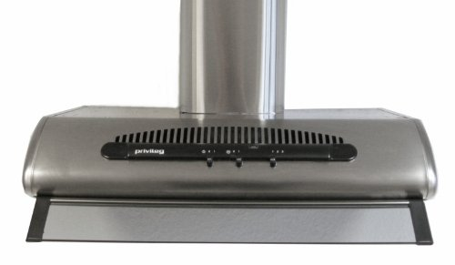 Dunstabzugshaube mit schacht edelstahl amazon elektro großgeräte