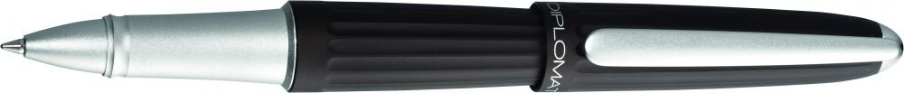 Diplomat D40304030 Aero Rollerball Pen - Metallic Brown