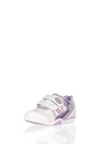 J´hayber Zapatillas Walking Wodeni Blanco / Morado