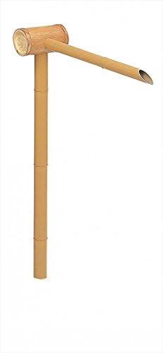 タカショー KK-2 丸竹カケヒ 2.5尺