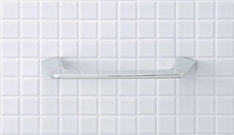 INAX LIXILリクシル コンパクトタオル掛 (200mm) REGIOコレクション 【FKF-R11S/C】(タオル掛け、タオルハンガー、イナックス) B00Q7TLTJO