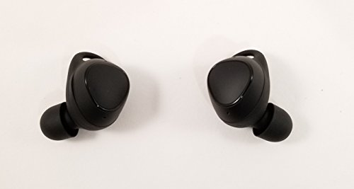 Samsung Gear IconX (2018 Edition) Cord-free Fitness Earbuds (International Version -No Warranty) (Black)