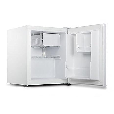 Tristar KB-7352 Refrigerador, Acero Inoxidable, Blanco, 45.8x45 ...
