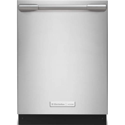Electrolux E24ID74QP 24 Inch Energy Star Rated Built-In Dishwasher with Wave-Tou, Stainless Steel by Electrolux