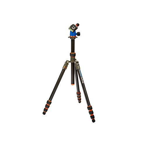3 Legged Thing Punks Travis Magnesium Alloy Tripod Kit w/AirHed Neo ()