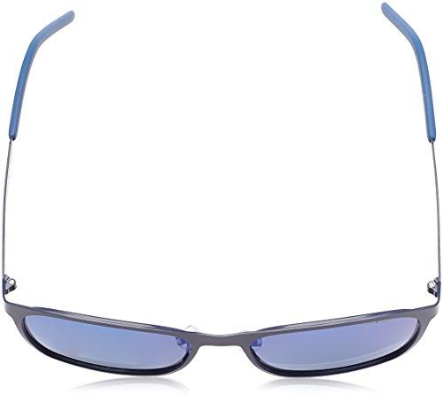 2046 Grey Azul Sonnenbrille Grey S Blue Polaroid Blue Matt PLD Pz Speckled OFqwB
