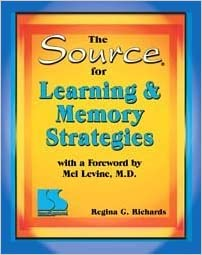 The source for learning & memory strategies by Regina Richards (2003-11-08)