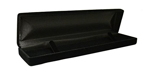 Velvet Bracelet Box (Geff House Black Velvet Bracelet Box)