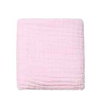 Toalla Toallas de baño para bebés, 6 capas de gasa de algodón, de grado