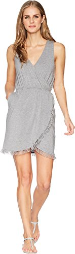 CARVE Designs Women's Kendall Dress Grey Small by CARVE