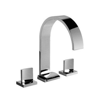 Sade Double Handle Widespread Bathroom Faucet Finish: Olive Bronze