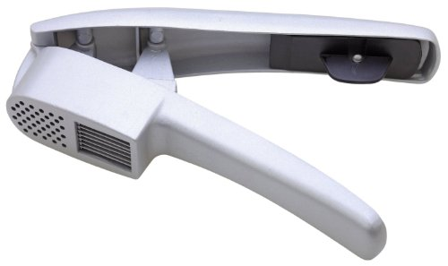 Home Value Garlic Press and Slicer w/Cleaner