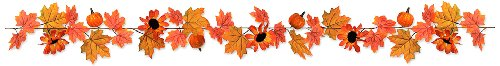 Autumn Leaf Garland - 5