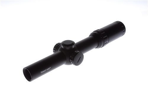 Primary Arms 1-4X 24 Illuminated Scope, Black For Sale