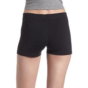ASICS Women's Low-Cut Running Short,Black,Medium