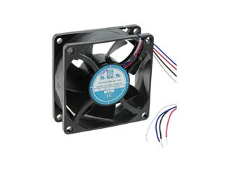 KNIGHT ELECTRONICS ORION FANS OD7025-12HHB10A OD7025 Series 5000 RPM 70 x 25 mm 51 CFM 12 V 4 Wire Dual Ball Bearing Fan - 2 item(s)