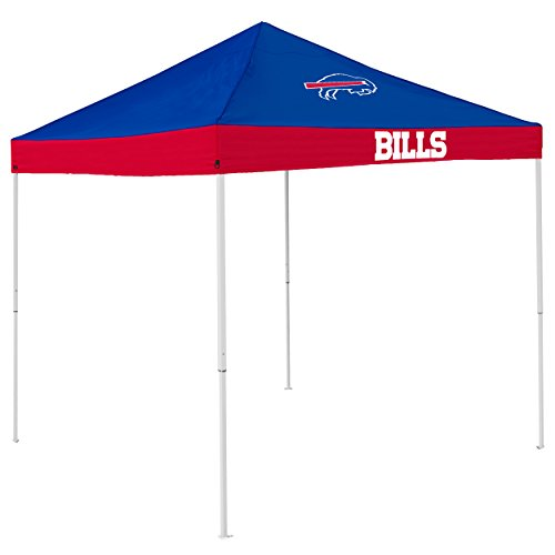 Logo Brands NFL Buffalo Bills Economy Tent, Royal, One Size