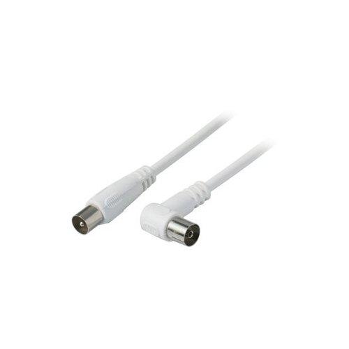 Heiru FAK 250 W 2,5 m, conector de antena Cable coaxial conector SAT Cable embrague: Amazon.es: Electrónica