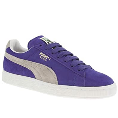 Puma Suede Classic Eco - 5 Uk - Purple - Suede  Amazon.co.uk  Shoes   Bags 403269e807b6
