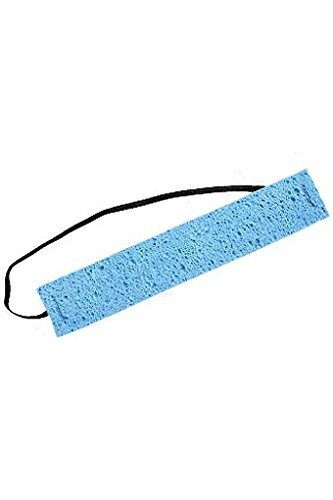 Value Cellulose Disposable Cooling Sweatband - 25 Pack